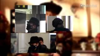张铁林一家三口回京 被跟拍对记者竖中指