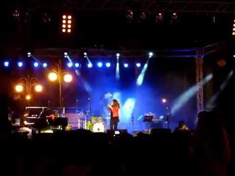 Άννα Βίσση - Δεν Είναι Ψέμα, Συναυλία Αλληλεγγύης, Λάρνακα (27/05/2013)