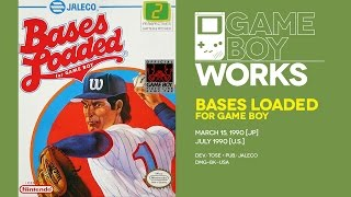Bases Loaded for Game Boy retrospective: Not quite championship material | Game Boy Works #033