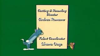 Tom & Jerry The Mansion Cat End Credits