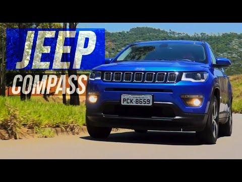 Jeep Compass Longitude Tigershark 2.0 - Teste Webmotors