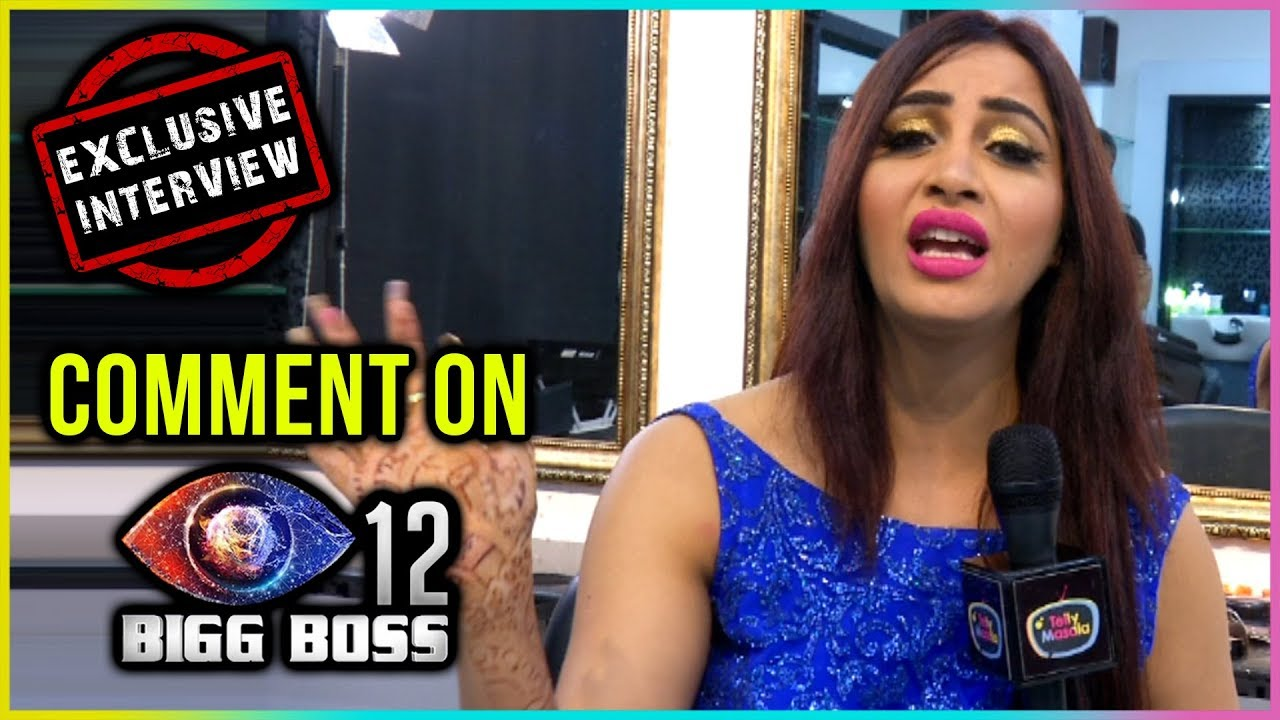 Ex Bigg Boss Contestant Arshi Khan Comments On Bigg Boss 12