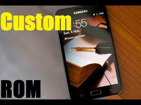Samsung Galaxy SHV-E160K Custom Rom Installation (S5 Theme)