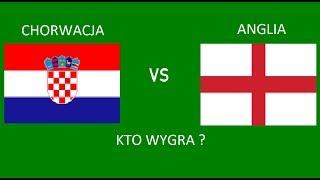 Przed meczem Chorwacja-Anglia #2