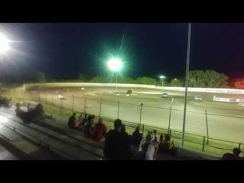 Creek County Speedway 7/20/2019 Dwarf A Feature