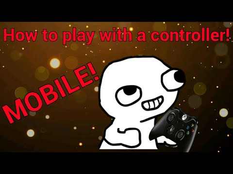 How To Play Geometry Dash With A Controller On Mobile!