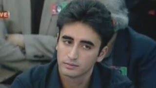 Benazir Bhutto's son Bilawal launches political career in Pakistan