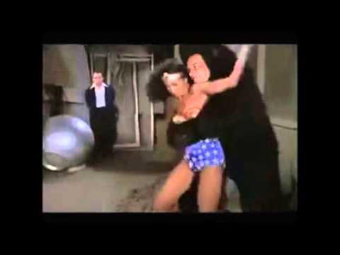 Wonder Woman and Gargantuan  DELETED SCENE