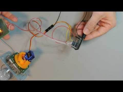 Servo Driven Joystick (4-way/ 8-way restrictor) - Part 2