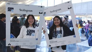 Experience Open House  at John Jay College