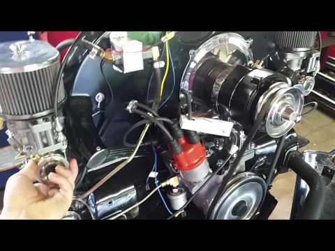 VW Air Cooled, 1600cc