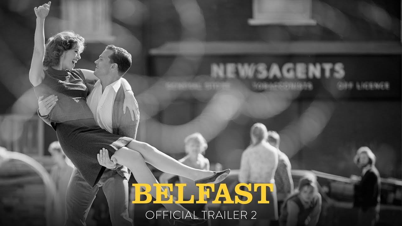 Download BELFAST - Official Trailer #2 - Only in Theaters November 12