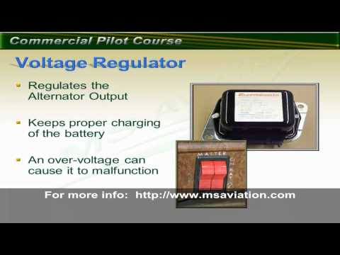 Commercial Pilot Electrical Systems Part 1