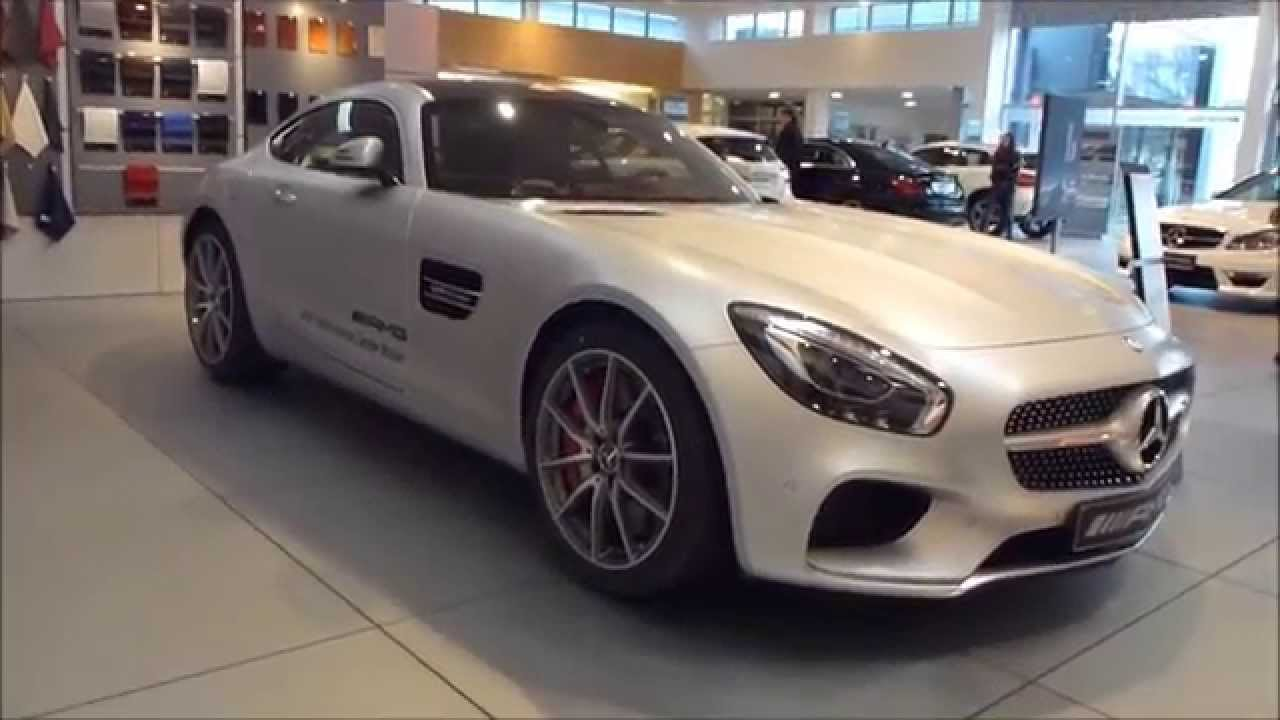 2015 mercedes amg gts coupe 39 4 0 v8 biturbo 510 hp 310 km h 192 mph see also playlist youtube. Black Bedroom Furniture Sets. Home Design Ideas