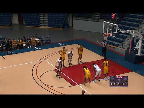 Brookdale Men's Basketball November 10 vs Cumberland CC