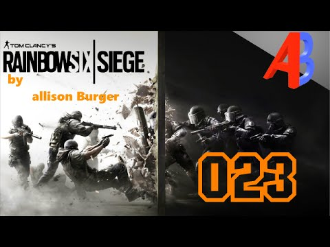 Tom Clancy's Rainbow Six: Siege #023 [Operation Cobalt Flash]