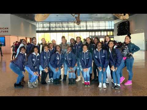 LHS CHEER National African American History Museum