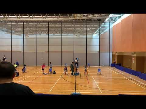 東區學界羽毛球比賽2019決賽 - YouTube