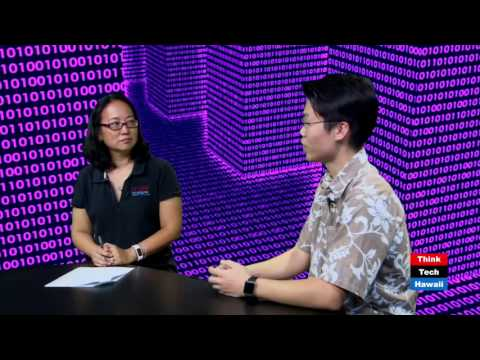 Tech Shows Around Town: SWHNL and Glowaii - Kenneth Huang and Aisis Chen