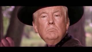 ''Trump Vs  CNN'' An Epic Duel A La ''Tombstone''