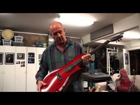Henry Kaiser's Dozen Oddball Guitars