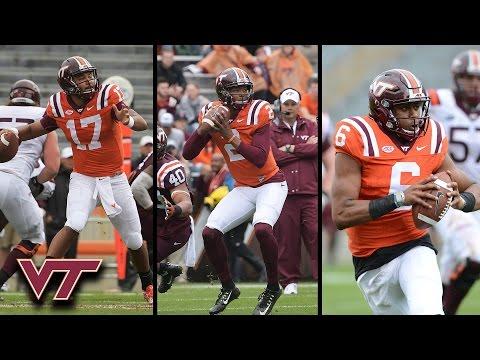 Virginia Tech Quarterback Battle | ACC Football Spring Spotlight