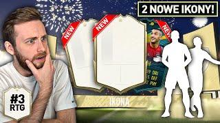 2 NOWE IKONY - Z PACZKI I ICON SWAPS! | RTG #3 FIFA 20