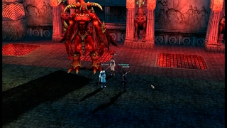 Lineage II Interlude gameplay Boss Anakazel Dimensional Rift #2