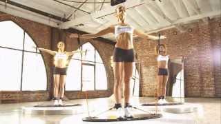 FREESTYLER Workouts 3D платформа с эластичными жгутами