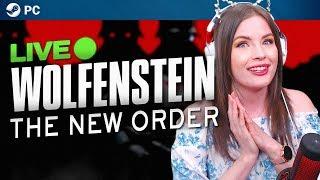 Wolfie's just fine | First playthrough of Wolfenstein: New Order