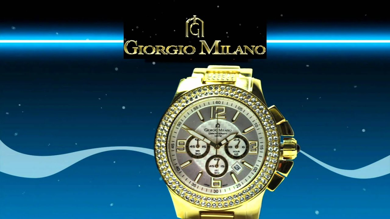 Comercial giorgio milano new youtube for Giorgio iv milano