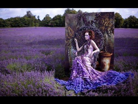 Kirsty Mitchell ~ Art Photograph ✽ Valdi Sabev music  A  for Her