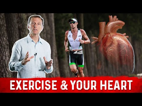 Endurance Exercise Can Damage Your Heart