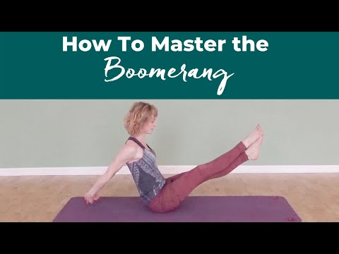 Master the Boomerang ⎮Pilates Encyclopedia