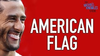 Does Nike Believe The American Flag Is Offensive?