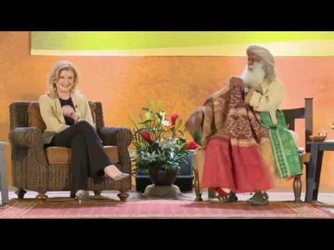 Why Humanity is Violent - Sadhguru and Arianna Huffington
