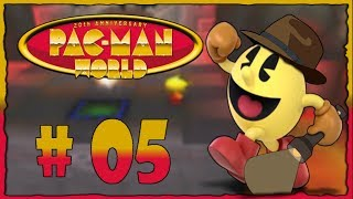 ¡Asquerosas Trampas! |#05| Pac-Man World en Español (PS1)