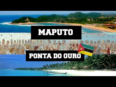 Roadtrip: Maputo to Ponta do Ouro Mozambique