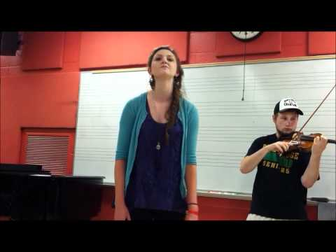 O The Blood- Kari Jobe Cover