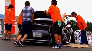世界も驚く日本のシャコタン!Low cars fail