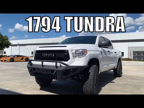 New 2019 Toyota Tundra Augusta GA Evans, GA #LA1557