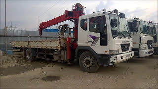 Продажа Манипулятора Hotomy на базе Daewoo Novus