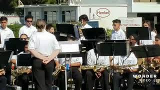 Alex's first Jazz solo!