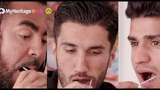 MyHeritage Presents BVB Players with Their DNA Results and Family Secrets