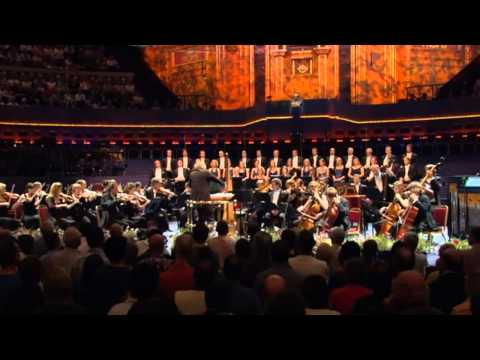I. Handel  Arrival of the Queen of Sheba - The Sixteen