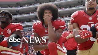 Colin Kaepernick remains unsigned amid national anthem controversy