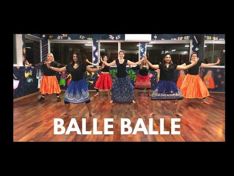 BALLE BALLE | BOLLYWOOD | STUDIO J