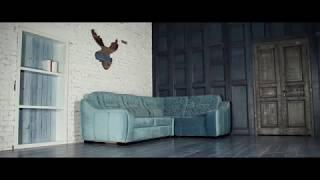 PUSHE. Обзор модульного дивана «Ройс»