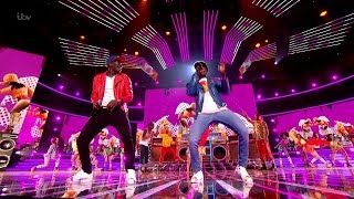 The X Factor UK 2015 S12E15 The Live Shows Week 1 Reggie N Bollie Full