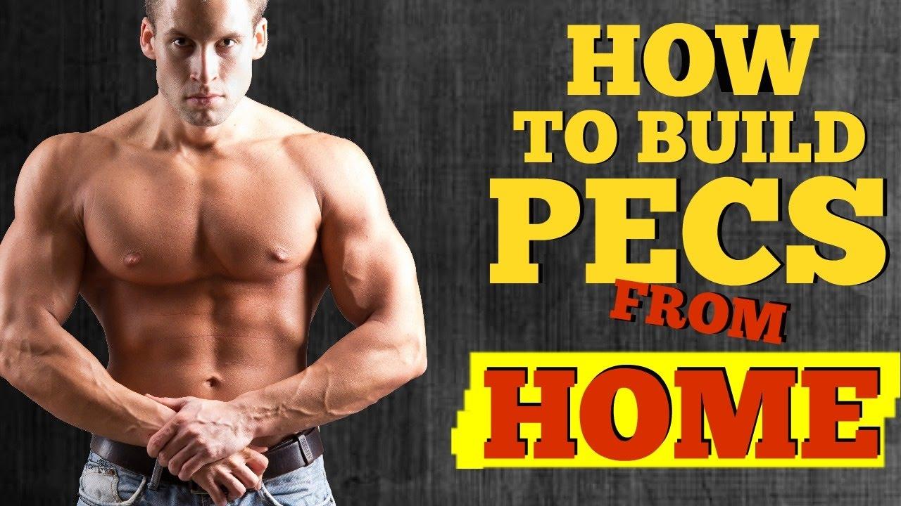 Bodyweight Chest Workout At Home [UPPER PECS MASS